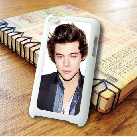 Harry Styles One Direction iPod 4 Touch Case