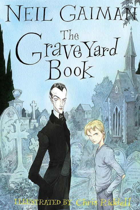 If you love Spirited Away, try The Graveyard Book by Neil Gaiman. | 33 Books You Should Read Now, Based On Your Favourite Films