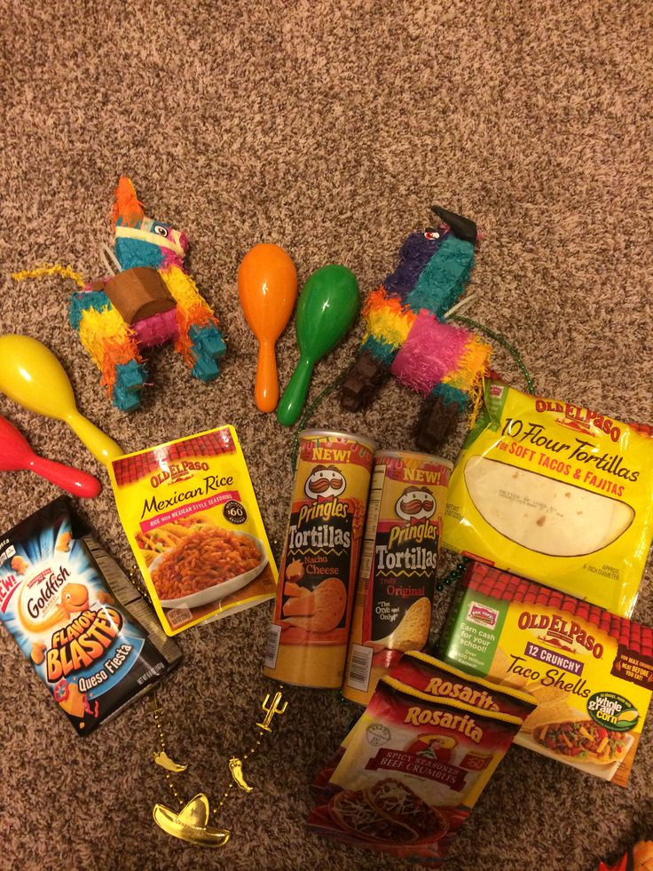 Cinco de Mayo care package for my deployed boyfriend. (Pic 6)