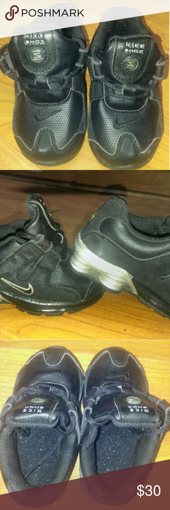 Toddlers Nike Shox sneakers Great pair of shoes! In excellent condition! Hardly worn. Still look brand new. IM me if you would like more pics. Nike Shox Shoes Sneakers