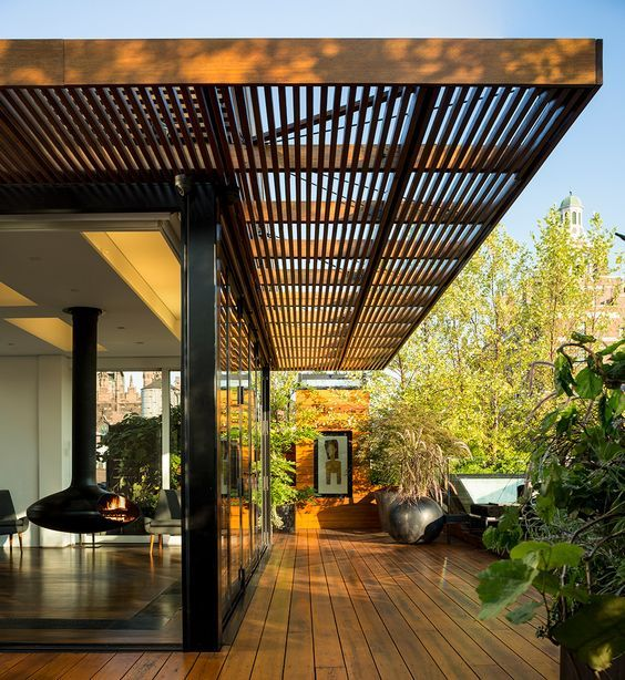 Design for Inside and Outdoors