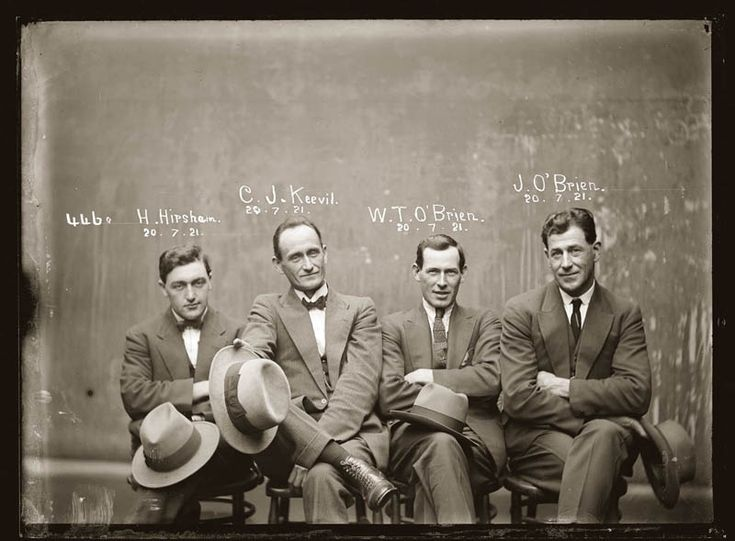 Vintage Mugshots #2  the look's on the faces of these guys are awesome- cool as ice and cocky as hell.Vintage Wardrobe, Mugs Shots, Gangsters, 1920S, Old Photos, Mugshots, Mug Shots, Artists Photography, Fashion Shoots