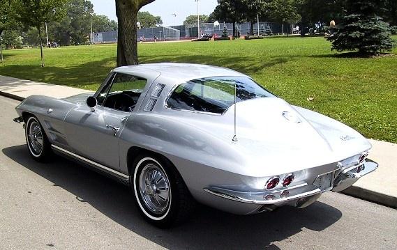 1964 chevrolet corvette stingray - photo #14