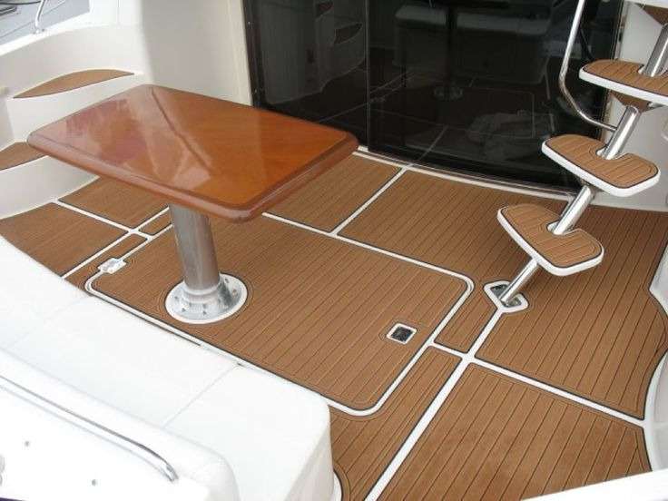 Alternative Pontoon Boat Decking Products Wood Plastic Deck Waterproof Material For