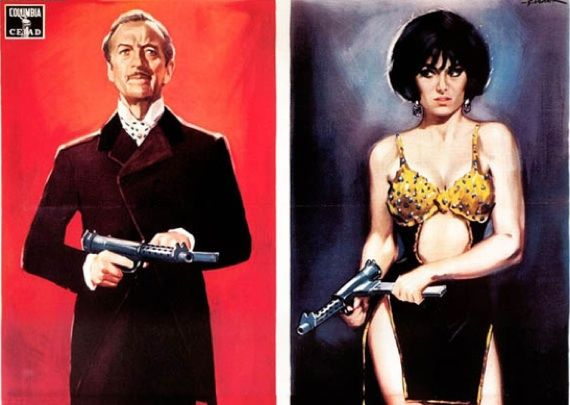 David niven casino royale
