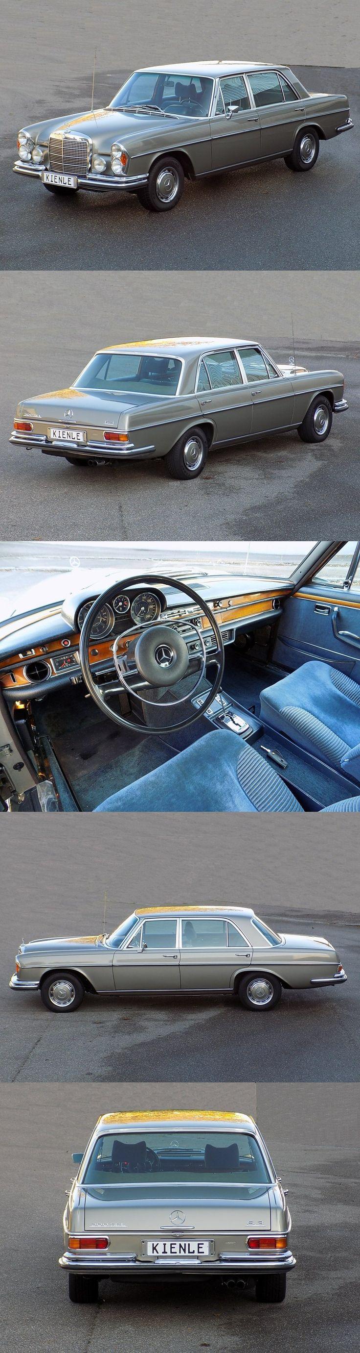 1969 mercedes benz 300 sel 6 3 saloon