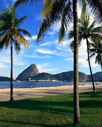 Brazil... Wow place for #honeymoon. Pack your bags for honeymoon after having splendid #wedding at Star Fleet Yachts, Kemah, Texas.