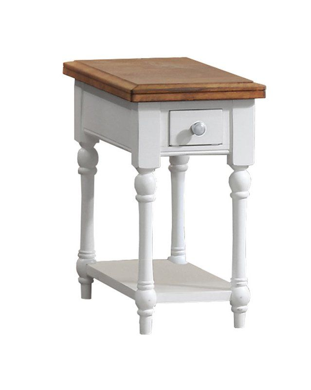 Cornwall End Table With Storage With Images End Tables With
