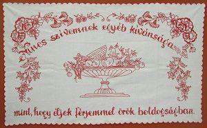 régi magyar falvédők - Google keresés