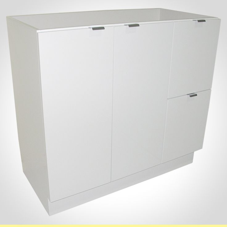 Rococo 900mm Vanity Cabinet only