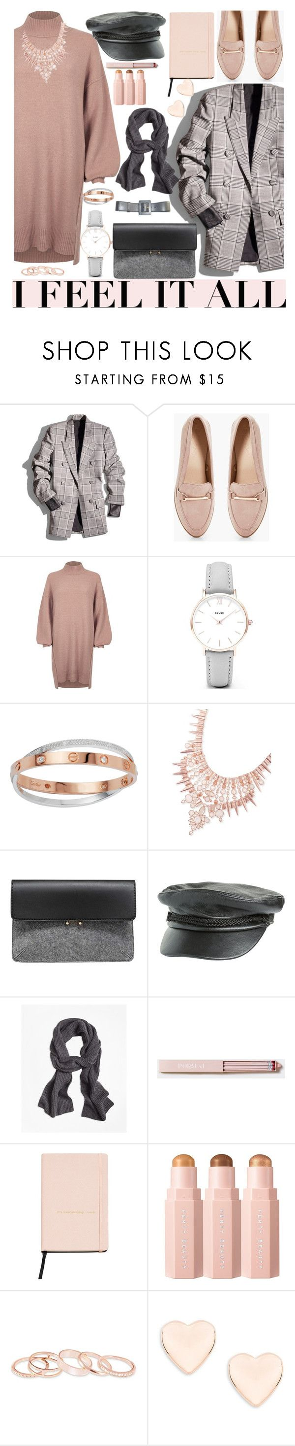 """""""1 Thessalonians 5:17"""" by mira-j ❤ liked on Polyvore featuring Alexander Wang, Boohoo, River Island, CLUSE, Kendra Scott, MANGO, Volcom, Brooks Brothers, Ted Baker and Yves Saint Laurent"""