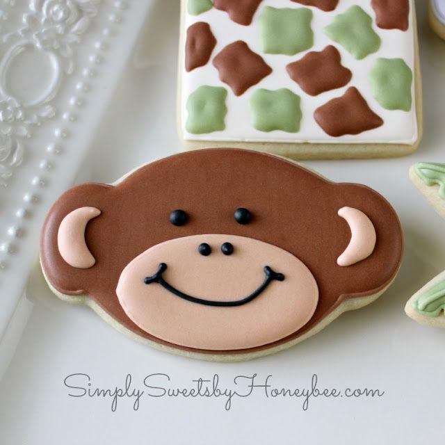 Simple Monkey Cookies