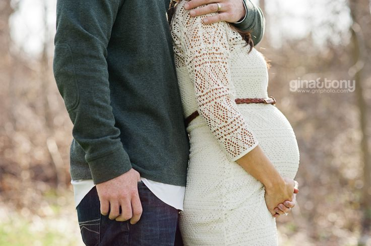 Nature Inspired Maternity Session // © gntphoto.com