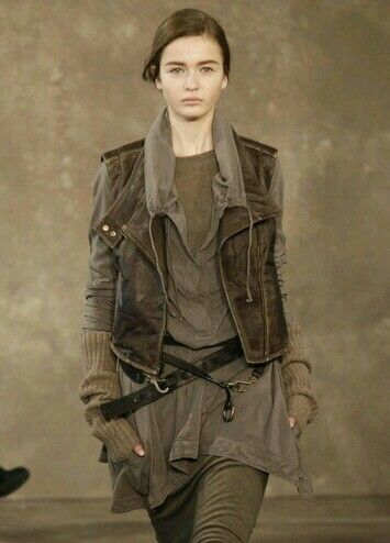 Dystopian fashion