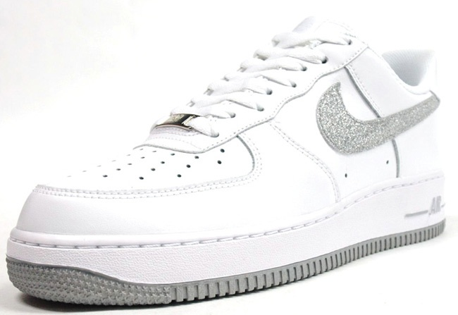 nike air force 1 glitter