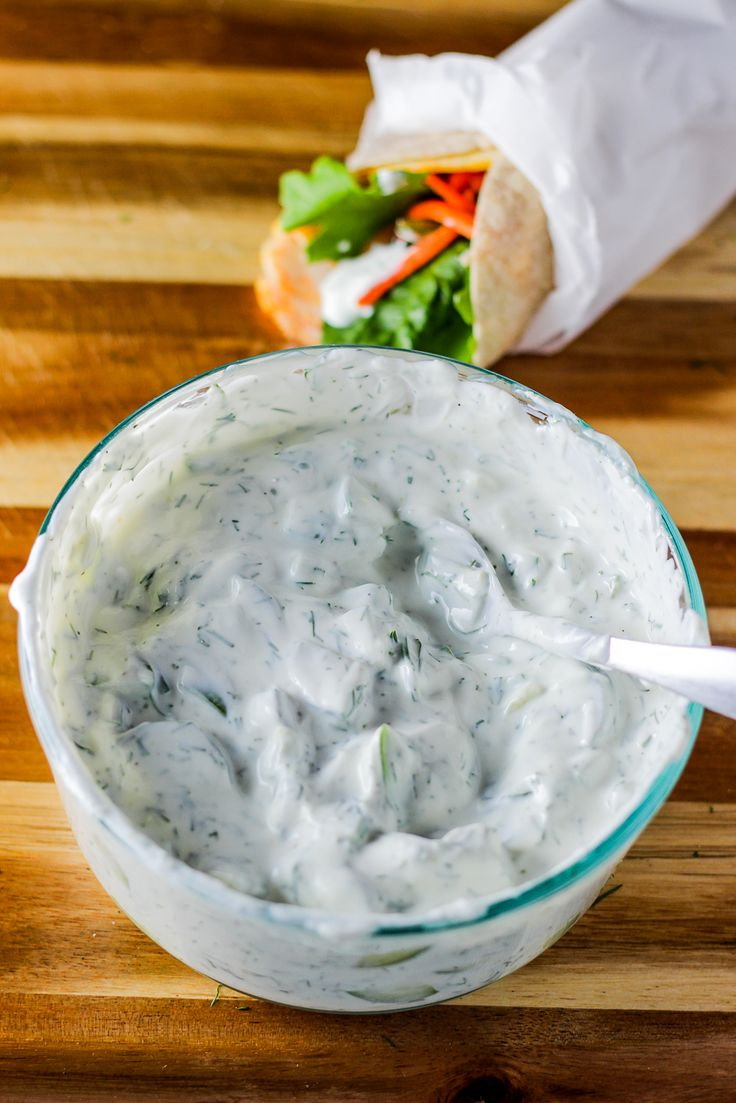 Whether you call it tzatziki, cacik, mast o khiar, or cucumber yogurt dip, it's just plain yummy as a side, dip, spread, or healthy snack!