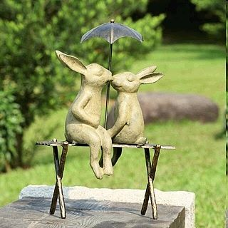 romantic, innocent and endearing...one of my favs!  Happy Easter!