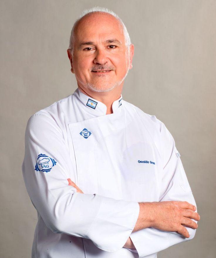 Osvaldo Gross - Director de la Carrera de Pastelería del IAG