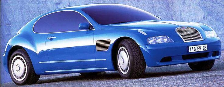 1999 Bugatti EB118 Imagen