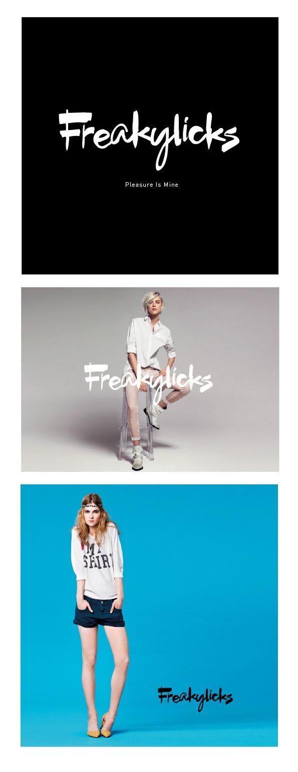Freakylicks - branding