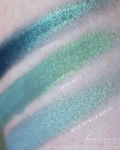 Deepmoss – Femme Fatale Cosmetics