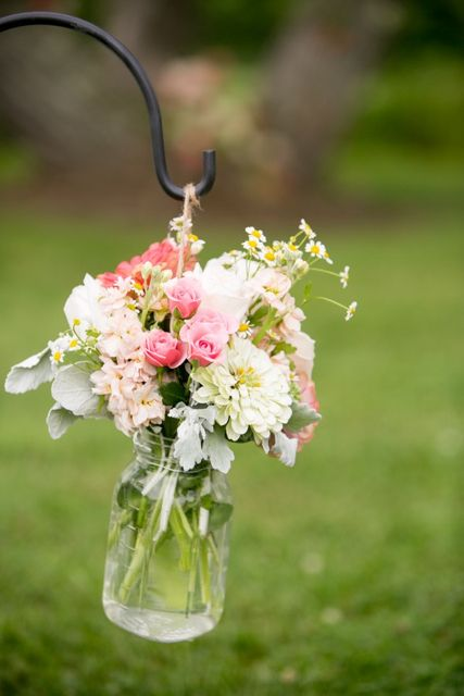Wedding Flowers On Shepherds Hooks : Photo by holly chapple flowers http thefullbouquet