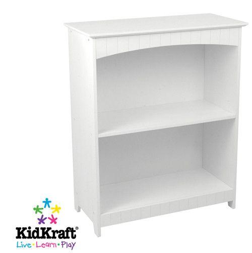Kidkraft Nantucket 2 Shelf Bookcase 86625