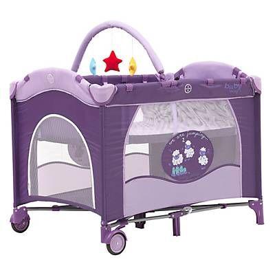 Me gustó este producto Baby Way Cuna Corral BW-611M13 Morada. ¡Lo quiero!