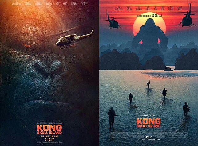 Kong Koponya-sziget ×××