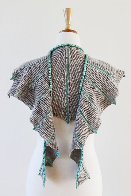 Knitting Pattern For Dragon Scarf : 700 best images about Krista - Scarves/Shawls/Wraps on ...