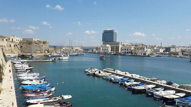 More & Tulipani: Vacanze a Gallipoli