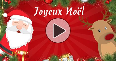 Carte virtuelle noel - Joliecarte.com