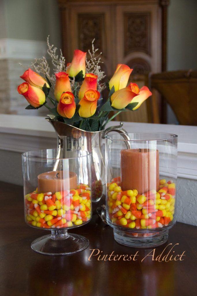 Best 25 Fall Vase Filler Ideas On Pinterest Vase Fillers Dollar Tree Fall Decor Autumn And