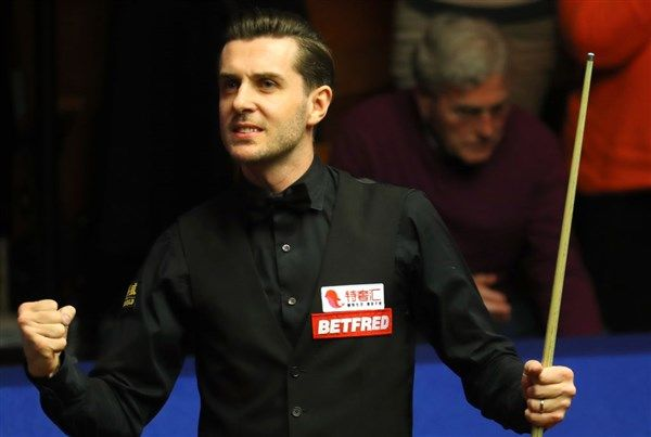 Mark Selby edges out Ding Junhui in a Crucible classic to reach the World Snooker Championship final