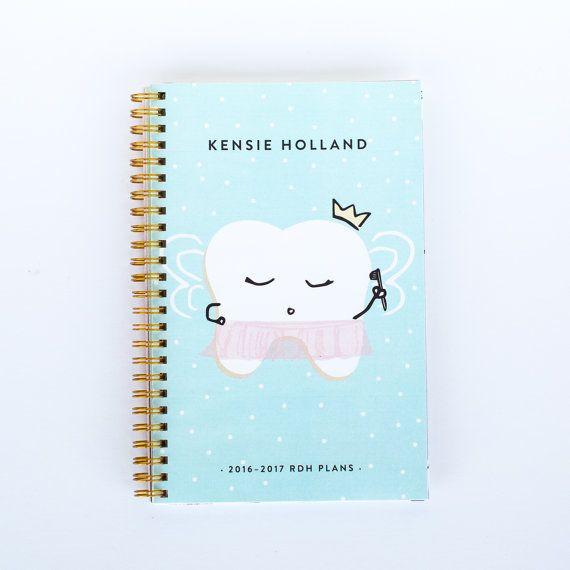 Lilac Planner - Princess Prophy - Dental and Dental Hygiene Student Planner