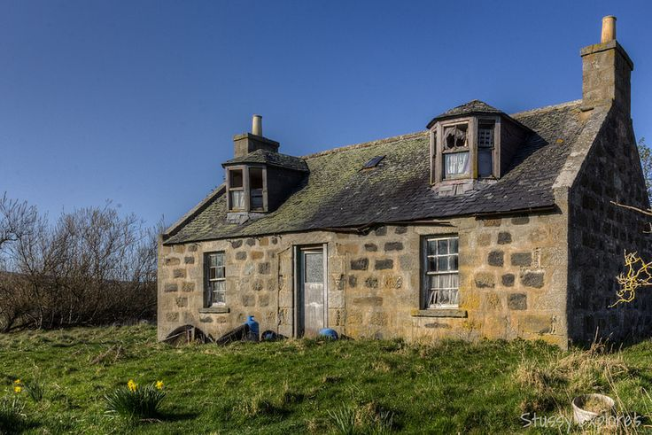 Shearer 39 s cottage scotland april 2014 pic heavy for Cottage builders near me