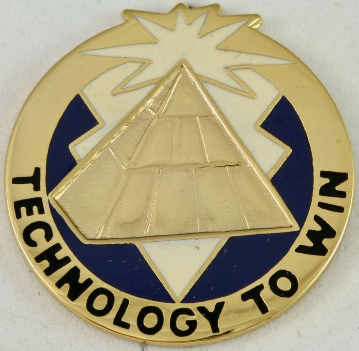 US Army Laboratory Command Crest