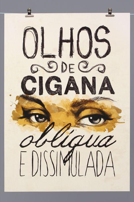 Poster Capitu - Chico Rei