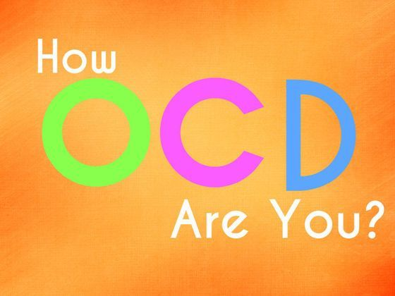 How OCD Are You? What is the level of your obsessive compulsive disorder? Take the quiz and find out.