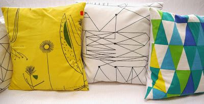Jane Foster Blog: Lucienne Day Cushions