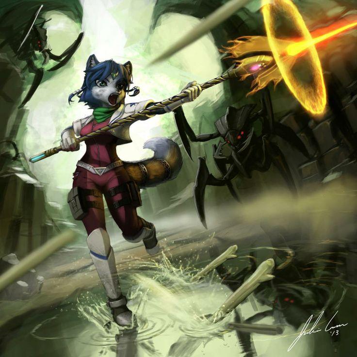 Krystal: Battle Of The Staff