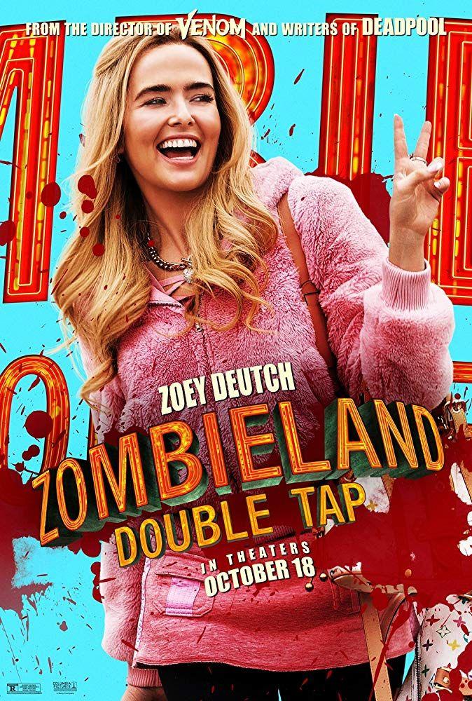 Descargar Zombieland Mata Y Remata 2019 Pelicula Online Completa Subtitulos Espanol Gratis En Linea Zombieland Zoey Deutch Abigail Breslin