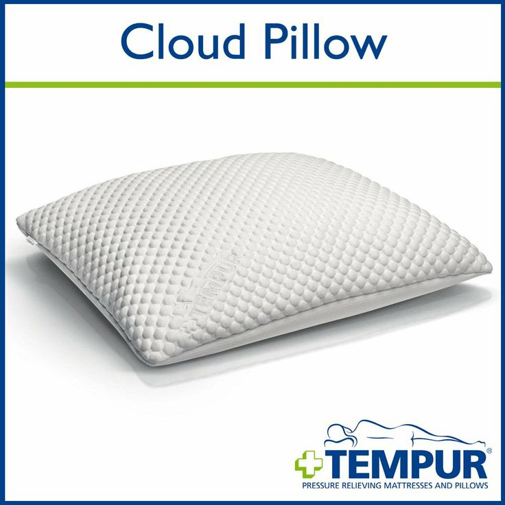 Tempur Komfort Cloud Pillow