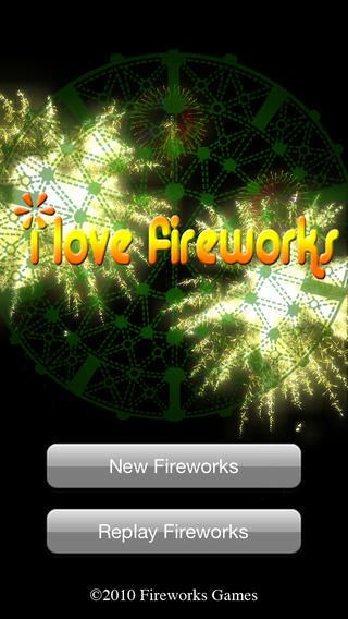 iLoveFireworks by Fireworks Games. This activity launches fireworks from your fingers, but they respond differently depending on your touch. Cause and effect, as well as develop fine motor skills.