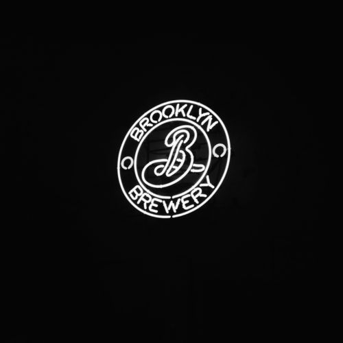 Brooklyn Brewery  (iPhone snap)