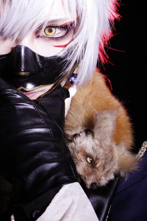 [halt] 刀剣乱舞: 鳴狐 - コスプレCure