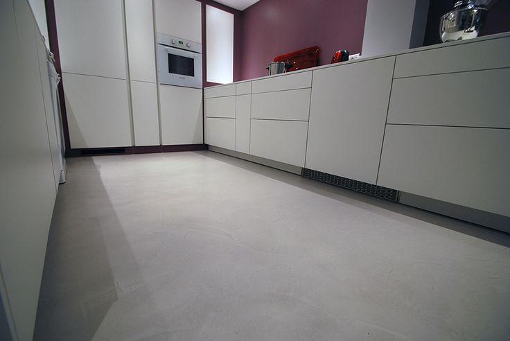 25 b sta prix beton id erna p pinterest banquette ext rieure mini maison - Beton cire sol prix m2 ...