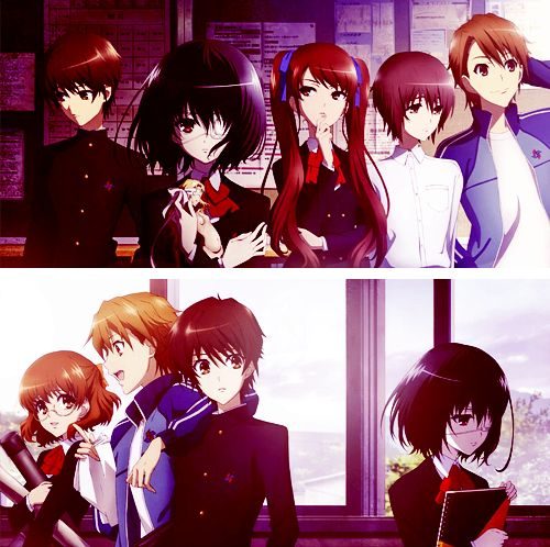 Felt like I could relate to Mei in this series but also with Kouichi! Either way it's probably my favorite suspense series. 8.5/10