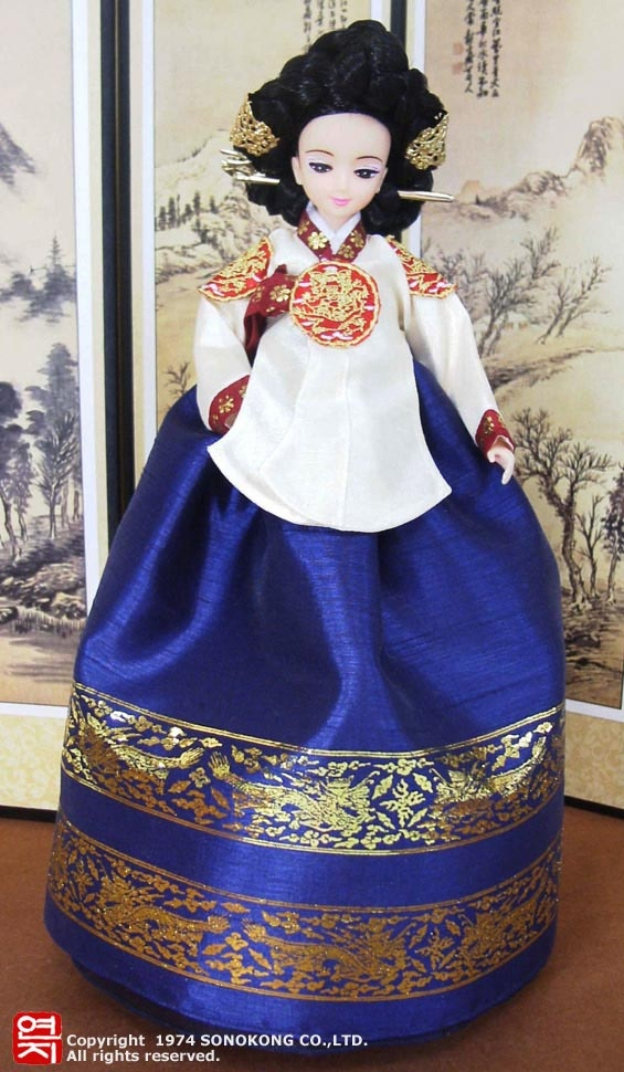 Korean Doll ... I want so badly one