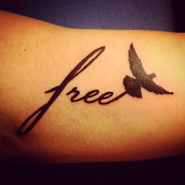 41 Best Beautiful Quote Tattoos And Bird Images On: Best 25+ Bird Silhouette Tattoos Ideas On Pinterest